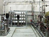 Installation of RO water treatment system