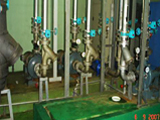 Construction of industrial compressed air system