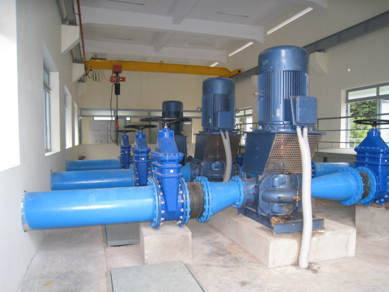 Design and installation of pumping systems